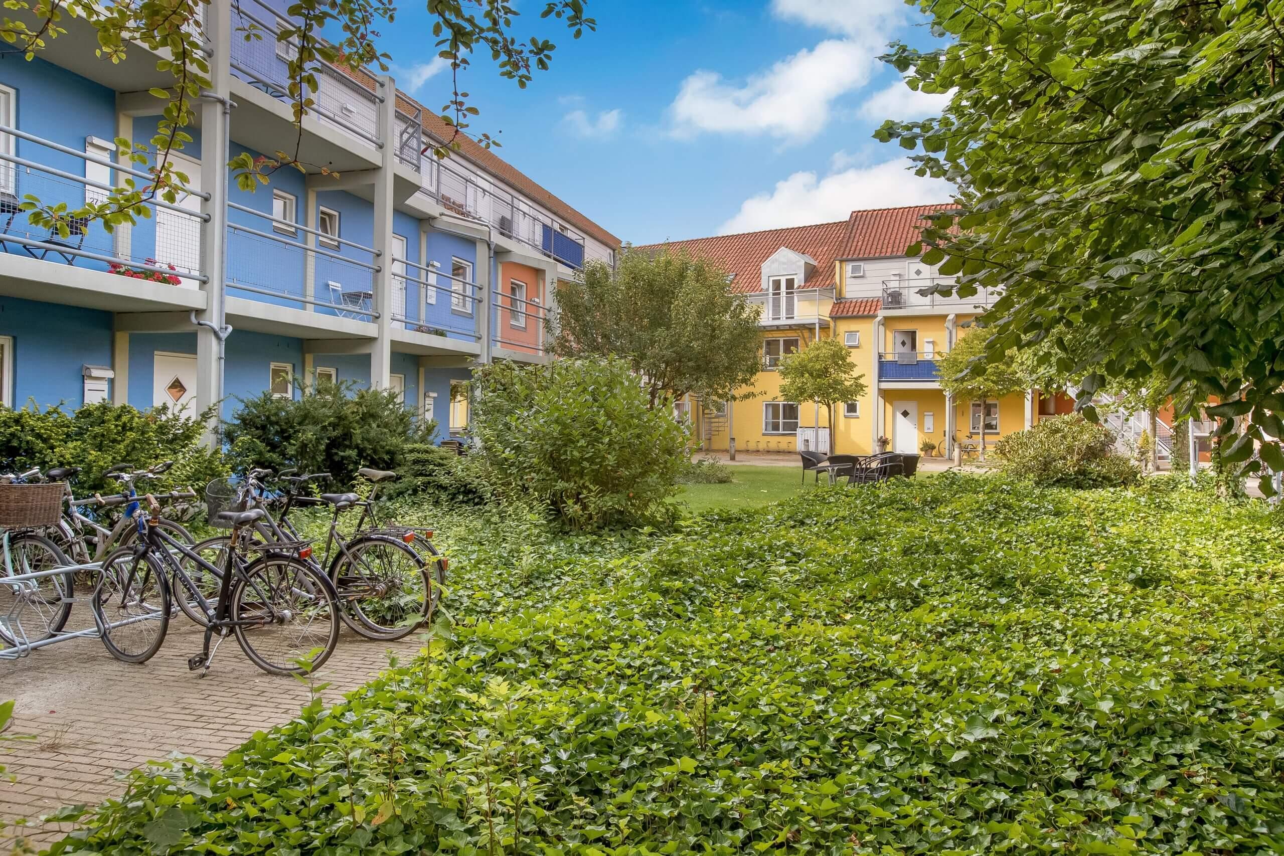 Amaliegården, lejeboliger udlejet af Heimstaden