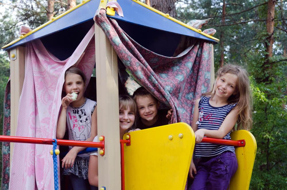 a Home for a Home - Heimstaden støtter SOS børnebyerne